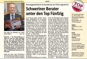 Steuerberater Schwerin HS Hamburg-Schweriner